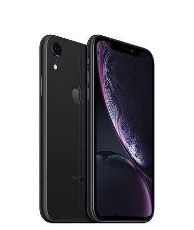 iPhone xr 128gb Preto - Novo Lacrado -um ano de garantia Apple