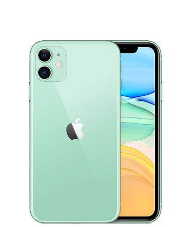 Celular Apple iPhone 11 128gb / Tela 6.1'' / 12MP / iOS 13 - Verde