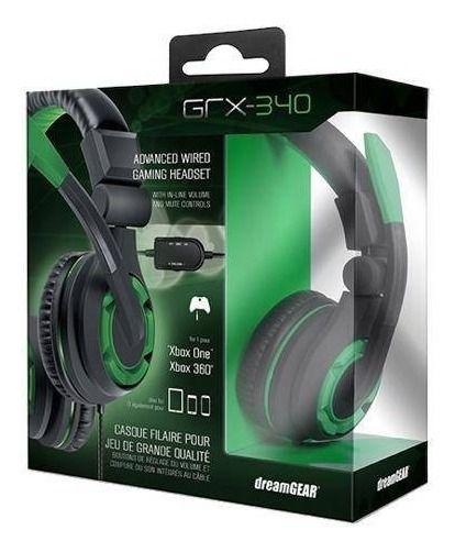 Fone de Ouvido Headset Grx-340