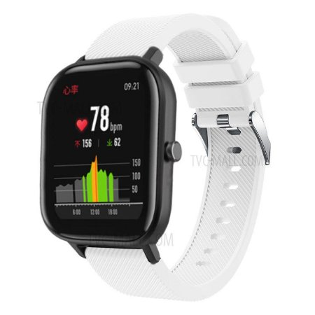 Relógio Amazfit GTS A1914 - Branco