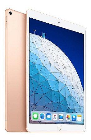 Apple iPad Air 3° 2019 wi-fi 128gb Dourado