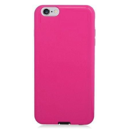 Capa Capinha Case  de Silicone Apple para - Iphone 7 / Iphone 8 - Rosa