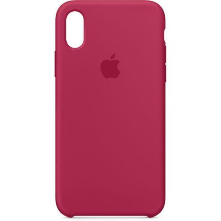Capa Capinha Case de Silicone para Iphone X / Iphone XS - Vermelha