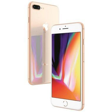 iPhone 8 Plus Gold 256GB Semi Novo De Vitrine