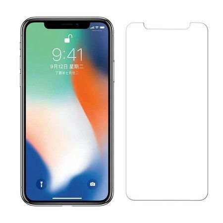 Película de vidro protetora - Iphone X / XS
