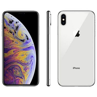 Apple iPhone xs Max 64gb Prata