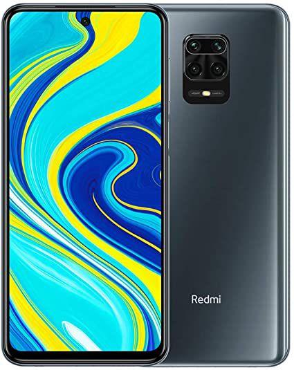 Xiaomi Redmi Note 9S Dual SIM 128 GB Cinza 6 GB RAM