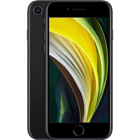 "iPhone SE 64 GB Preto 4.7"" iOS 13 4G 12MP - Apple"