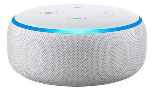 Smart Speaker Amazon Alexa Echo Dot 3 Branco