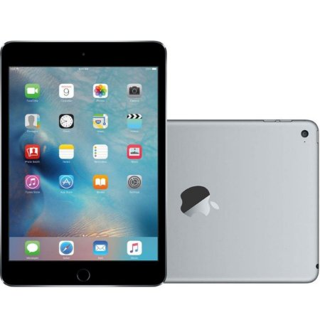 Tablet Apple iPad Mini 4 Wi-Fi 128GB Cinza Espacial