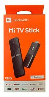 Xiaomi Mi Tv Stick Full Hd - Versão Global