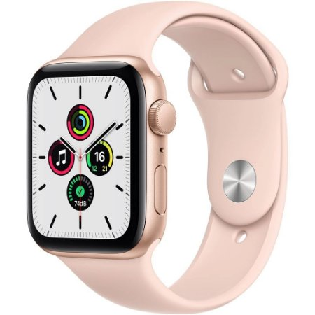 Apple Watch SE 40 mm GPS - Pink Sand  (Rose Gold ) ( Rosa ) - 1 Ano de Garantia Apple