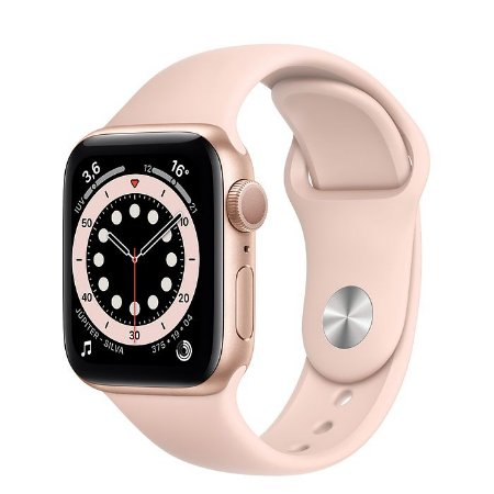 Apple Watch Serie 6 Gps 40mm Original Apple - Rose Gold ( Rosa )