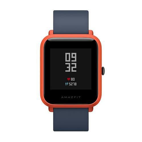 Relógio Smartwatch Xiaomi Amazfit Bip Borda Laranja
