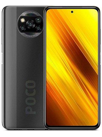 Smartphone Xiaomi Poco X3 6GB Ram Tela 6.67 64GB Camera Quadrupla 64+13+2+2MP