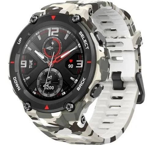 Smartwatch Amazfit T-rex - Camuflado