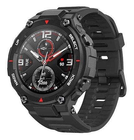 Smartwatch Amazfit T-rex - Preto