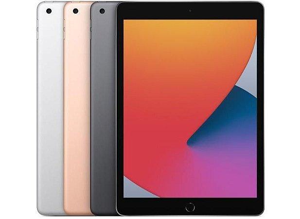 """Apple iPad  8ª 10.2"""" 128GB Cinza"""
