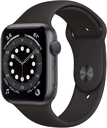 Apple Watch SE 40 mm GPS - Preto - Novo Lacrado na caixa - 1 Ano de Garantia Apple