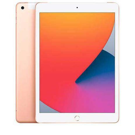 "Apple iPad  8ª 10.2""  Dourado Rose  ( Rosa )"
