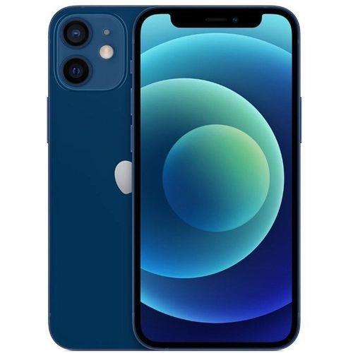 """iPhone 12 mini Apple 64GB Azul Tela de 5,4"""", Câmera Dupla de 12MP, iOS"""