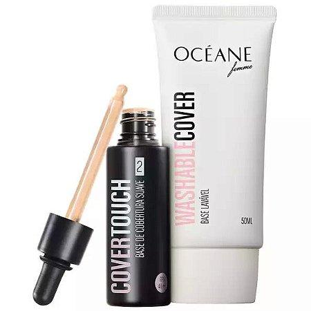 Océane Femme Perfect Cover 2 Kit (2 Produtos)