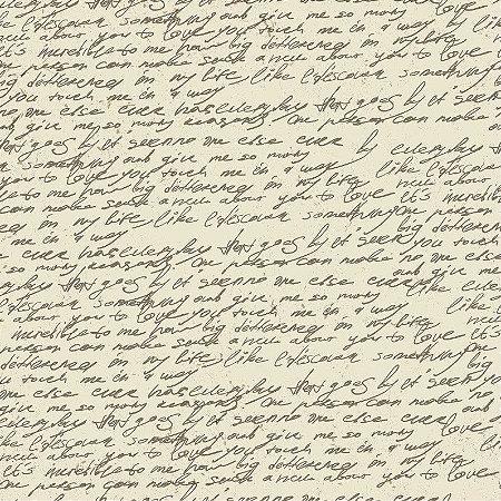 Papel de Parede Adesivo Letras e Palavras 006