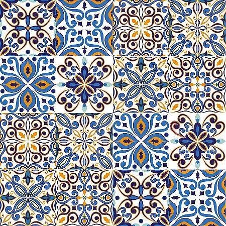 Kit Adesivo de Azulejo Coimbra