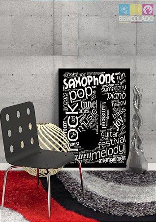 Placa Decorativa 016