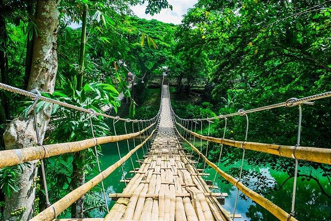 "Painel Fotográfico ""Bohol Island Countryside Tour"""