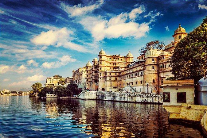 "Painel Fotográfico ""Rajasthan"""