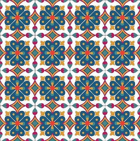 Kit Adesivo de Azulejo Paris