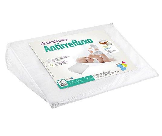 Travesseiro Almofada Baby Antirrefluxo pequena Fibrasca