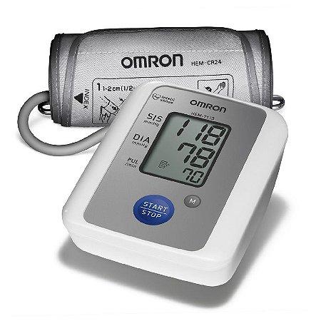 Monitor Digital Automático de Pressão Arterial de Braço Omron HEM 7113