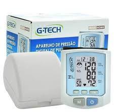 Aparelho de Pressão Digital - De pulso - G-Tech RW450