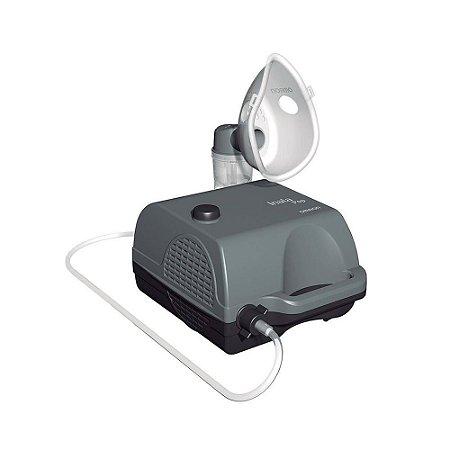 Inalador Nebulizador Compressor Inalapop - substitui o Inalamax