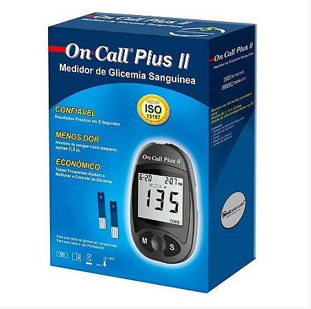 Medidor De Glicose On Call® Plus Ii Semi Completo