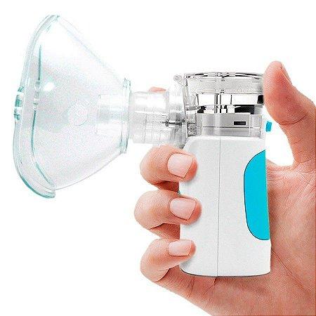 Inalador Nebulizador de Rede Vibratória G-Tech NEBMESH1