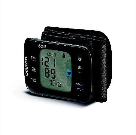 Monitor de Pressão Arterial de Pulso Omron HEM-6232T