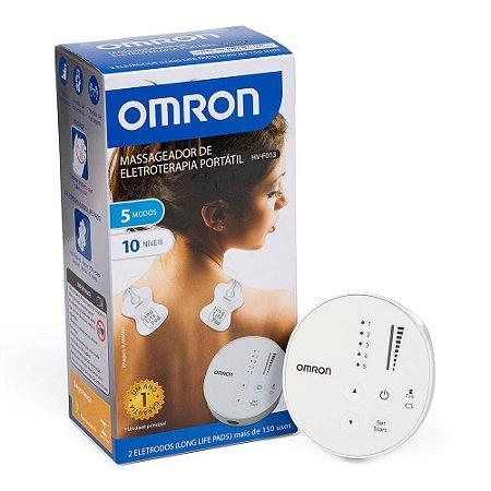 Massageador De Eletroterapia Tens Omron Hv-F013