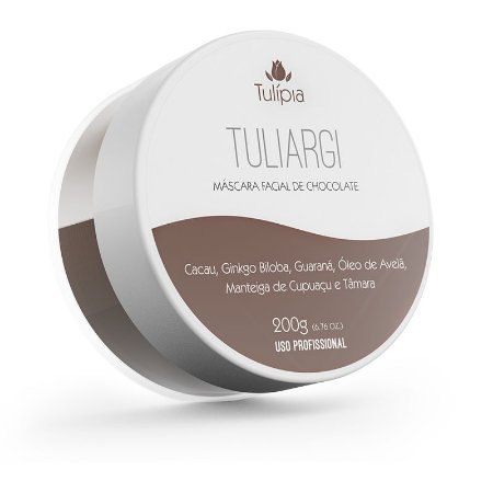 TULIARGI MÁSCARA CHOCOLATE 200g