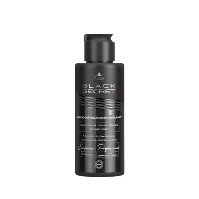 BLACK SECRET SOLUCAO PRE-PEELING DESENGORDURANTE 120ML