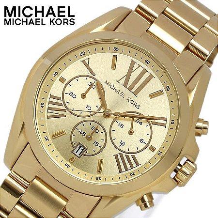 Michael Kors Relógio Feminino Gold