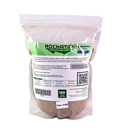 ROCHAMAX 4 KG - PÓ DE ROCHA