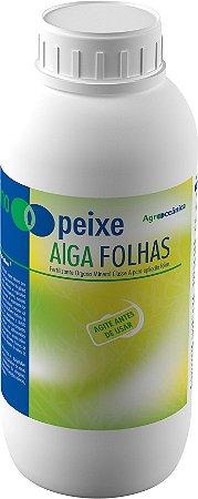 Amino Peixe Alga Folhas 1 litro