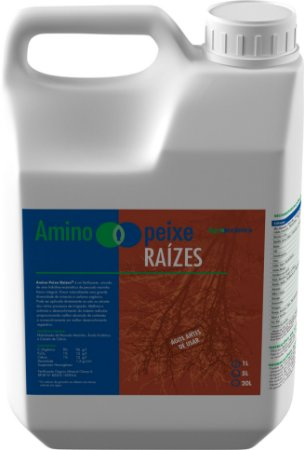 Amino Peixe Raízes 5 litros