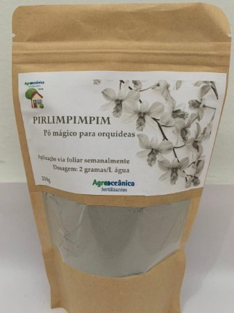 DUPLICADO - Pirlimpimpim Orquídeas- 250 gramas
