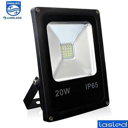 Refletor LED SMD 20 Watts - Chip Philips