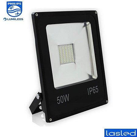 Refletor LED SMD 50 Watts - Chip Philips