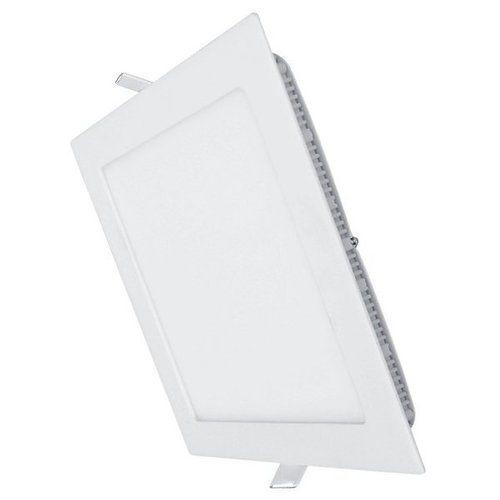 Embutido LED Downlight Slim 12 Watts - Quadrado